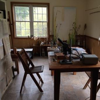 Yellow House studio